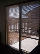 Slimline Venetian Blinds